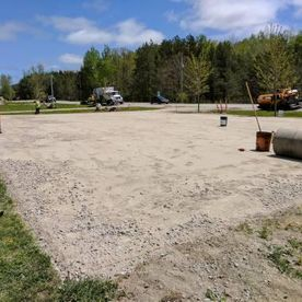 Commercial paving - Georgian Bay